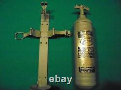 Seconde Guerre Mondiale Ford Gpw Willys MB Jeep Pyrene Fire Extinguisher Bracket Harley Military Wl