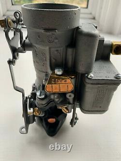 Seconde Guerre Mondiale Willys Mb, Ford Gpw Jeep Carter W-o Carburettor Reconstruit Et Restauré