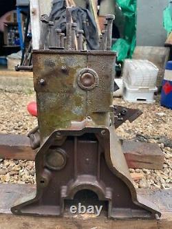 Septembre 1942 Ford Gpw Jeep Original Engine Block Gpw62663