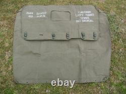 Toile Sommer Verdeck Jeep Willy MB Jeepverdeck Ford Gpw Hotchkiss