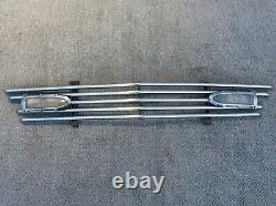 Vintage 1957 Chevy Cal Custom Chrome Tube Grille Vintage Hot Rod Gasser Jr Stock