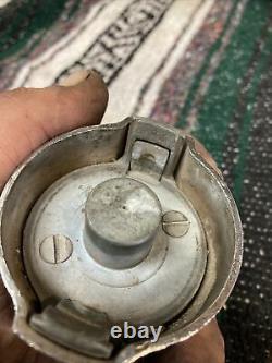 Vintage Accessoire 1953 1954 Chevrolet Bomb Locking Gas Cap Avec Clé Hot Rat Rod