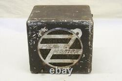Vintage Années 1930 Am Radio Music Master Speaker Assembly Ford Chevrolet Mopar Oem