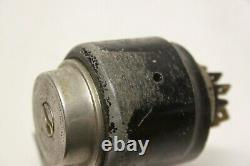 Vintage Car Truck Neiman Colonne De Direction Ignition Switch Lock Cylinder Assembly
