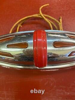 Vintage Double Prewar Flèche Directionnelle Tourner Accessoire Signal Lumineux