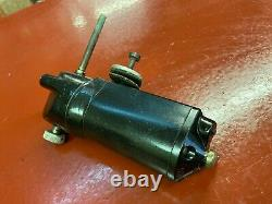 Vintage Prewar Robert Bosch Allemagne Wr6a3 Bakelite / Metal Wiper Motor