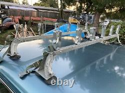 Vintage Roi Ski Rack Porsche Vw 1930s 1940s 1950s Accessoire Bombe Chevrolet