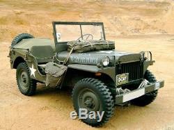 Willep Jeep Mb, Ford Gpw, Les Conseils De Abdeckplane, Les Hinde Abdeckplane