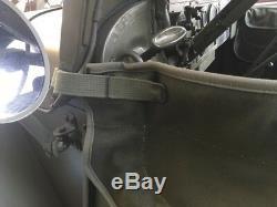 Willy's Jeep Mb, Ford Gpw, Allemagne, Nouvelle-zélande, 2. Variantes, Avant Le Départ