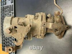 Willys MB Ford Gpw Jeep Original Carter Carb (pour Reconstruire) Faire Une Offre