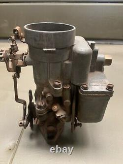 Willys MB Ford Gpw Jeep Ww2 Carburateur Carter Original