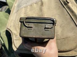Willys MB Ford Gpw Jeep Ww2 Original First Aid Kit