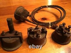 Ww2 Jeep Early Willys MB Ford Gpw Paint Can Stewart Warner Gauges 1942