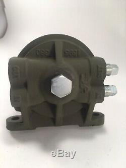 Ww2 Jeep Filtre À Carburant T-2 G503 Fits Ford Gpw Willys MB Assemblée Complète Withdecal