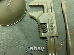 Wwii Jeep Gpw Ford Ensemble D'outils Marqués