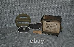 Yankee Blackout Light Tail Marker Lens Wwii Jeep Militaire Willys Ford Gpw 6 Volt